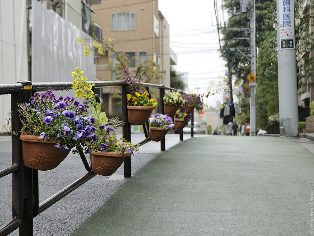 Жилой район Токио