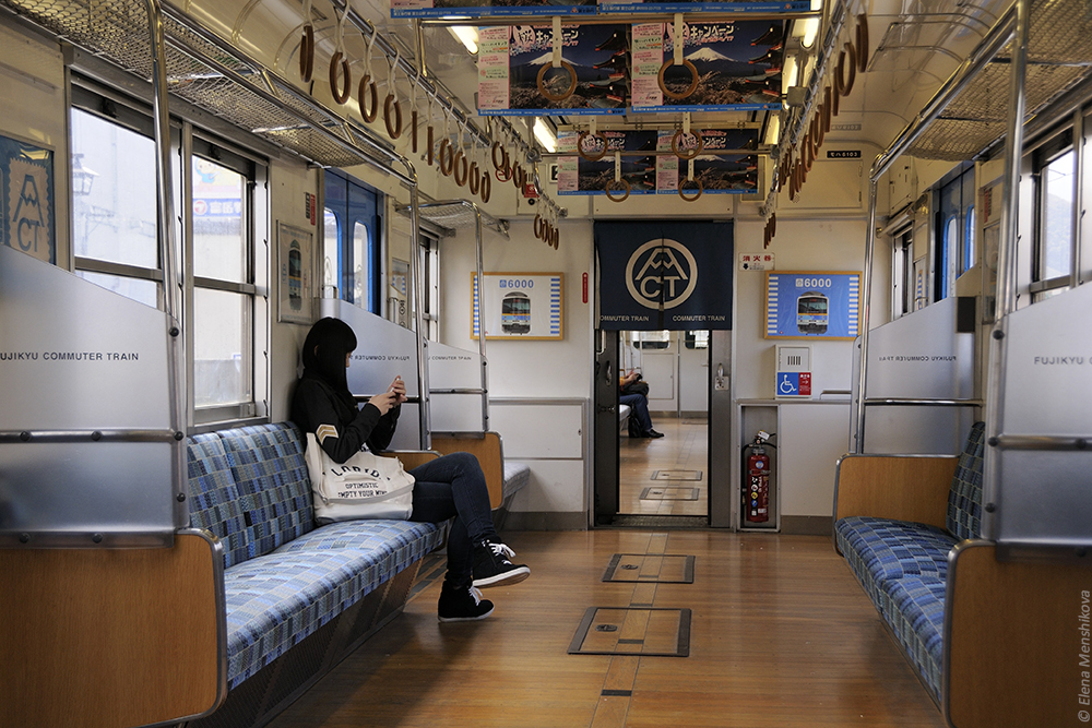 Поезд на Фудзи