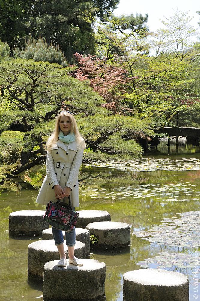 Киото Хэйан-дзингу (平安神宮)