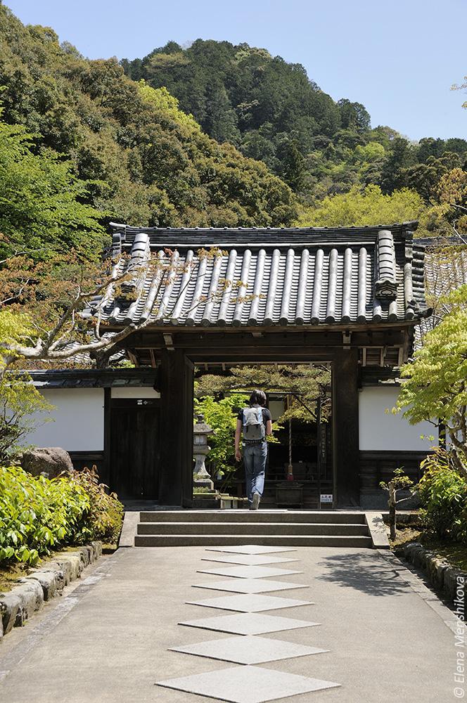 Киото Нандзен-дзи (南禅寺)