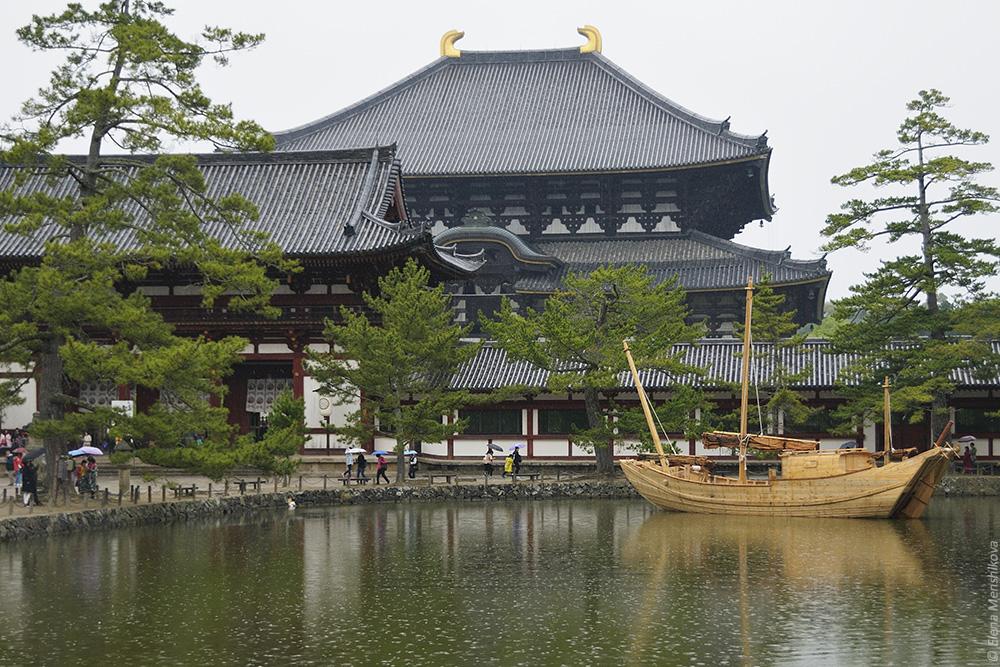 Нара Тодай-дзи (東大寺)
