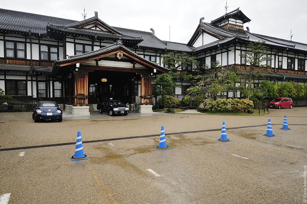Отель Нара (奈良ホテル)