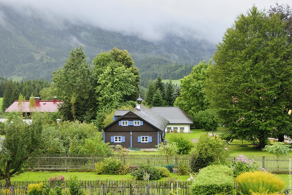 Альпы Мариацелль (Mariazell)