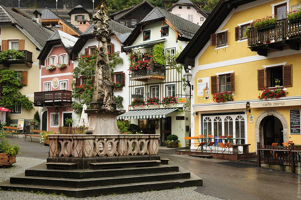 Альпы Гальштат (Hallstatt)