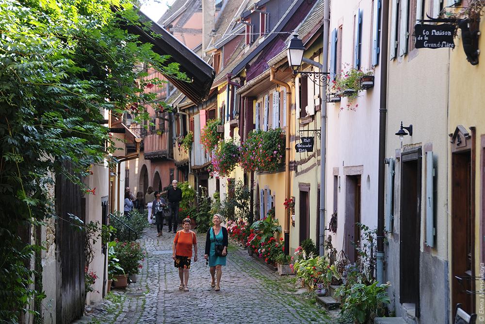 Эгисхайм (Eguisheim)